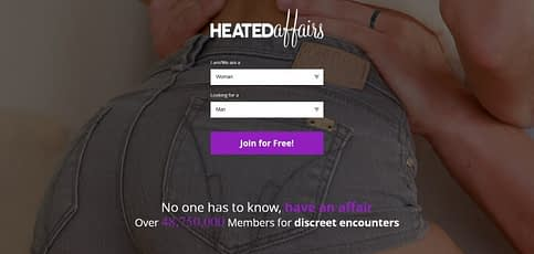 Heated Affairs Review – Is It a Legitimate Cheating Site?