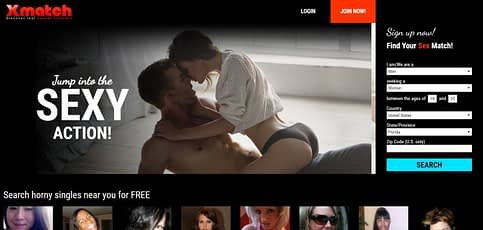 XMatch Review – Can You Easily Find a Sex Match?