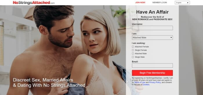 no strings attached sex site review